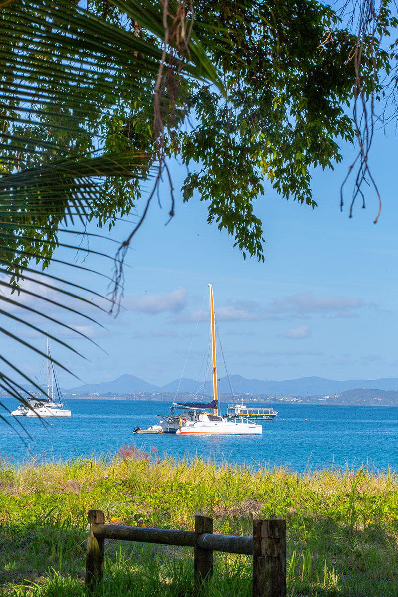 how to get to great keppel island