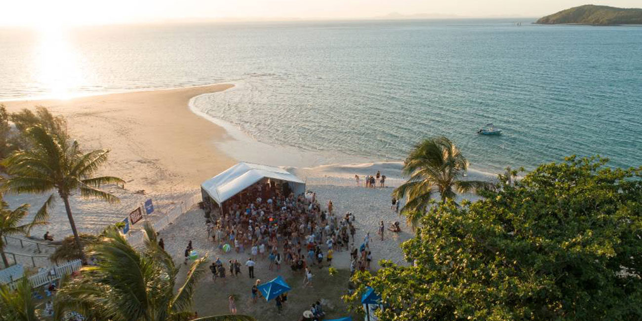 sunset sessions great keppel island