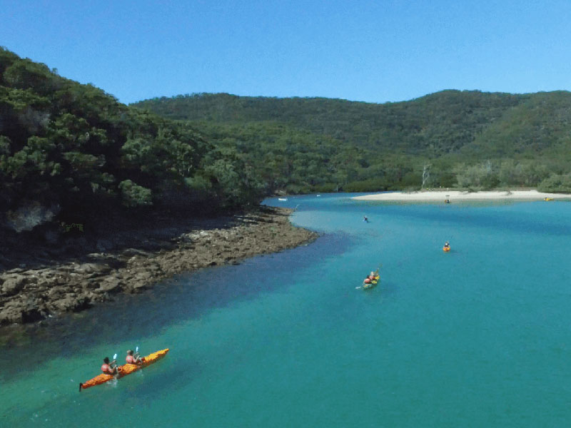 group activities great keppel island